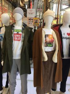 ユニクロ新宿西口店×思い出横丁 オリジナルTシャツを作ろう!